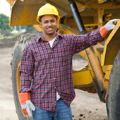 Construction, Qualified Technicians, Equipment Operators.