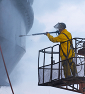 Waterblasting, Sandblasting, Ice Blasting, High-Pressure Blasting, Industrial Cleaning.